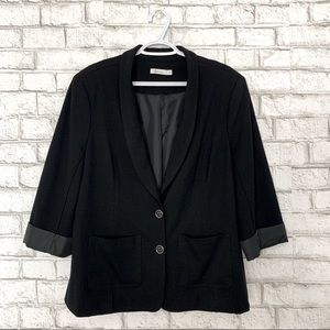 SALE Reitmans Blazer With Pockets Plus Size 17